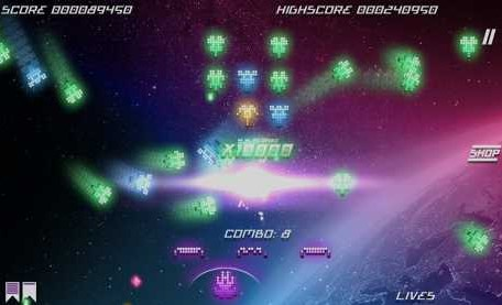 Kosmik Revenge 1.8.0 Apk + Data for android