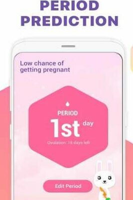 Period Tracker, Ovulation Calendar & Fertility app 1.30 Apk