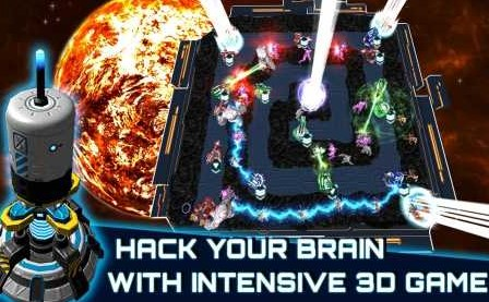 Alien Demons TD: 3D Sci fi Tower Defense Game 1.3 Apk