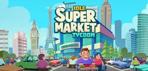 Download Idle Supermarket Tycoon (Free Unlimited Money)